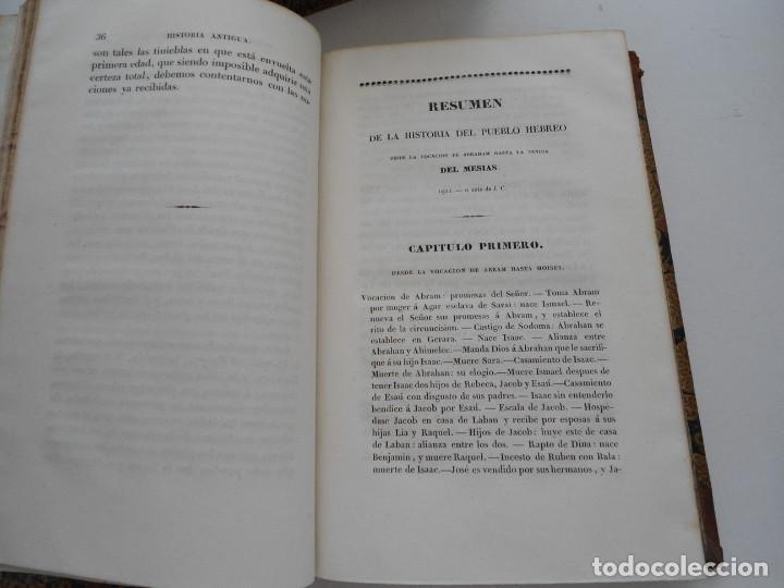 Libros antiguos: CURSO DE HISTORIA ANTIGUA - GUAY - Imp. BERGNES y Cia. - 1832 - 5 VOLUMENES - OBRA COMPLETA - RARA - Foto 6 - 82513736