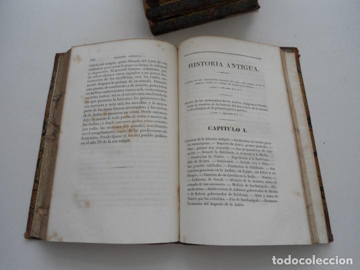 Libros antiguos: CURSO DE HISTORIA ANTIGUA - GUAY - Imp. BERGNES y Cia. - 1832 - 5 VOLUMENES - OBRA COMPLETA - RARA - Foto 7 - 82513736