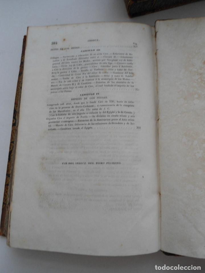 Libros antiguos: CURSO DE HISTORIA ANTIGUA - GUAY - Imp. BERGNES y Cia. - 1832 - 5 VOLUMENES - OBRA COMPLETA - RARA - Foto 8 - 82513736