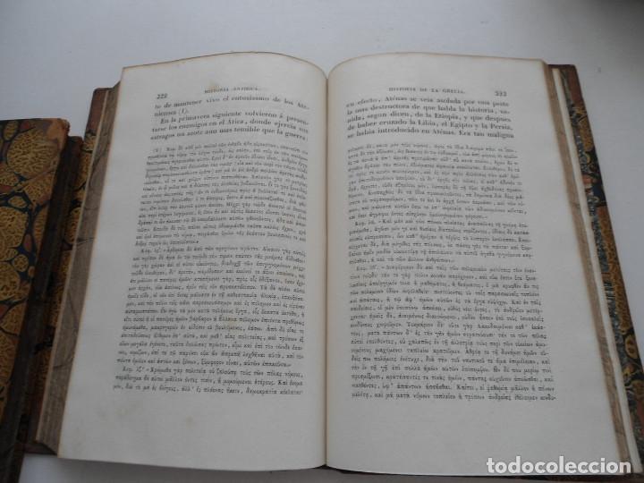 Libros antiguos: CURSO DE HISTORIA ANTIGUA - GUAY - Imp. BERGNES y Cia. - 1832 - 5 VOLUMENES - OBRA COMPLETA - RARA - Foto 11 - 82513736