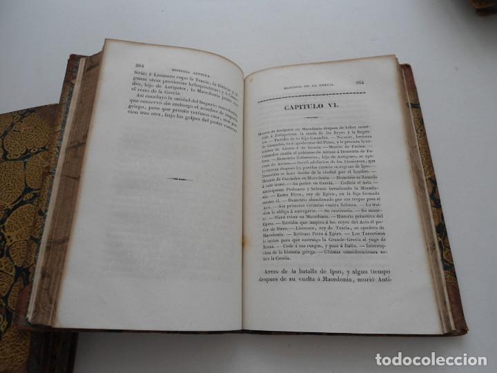 Libros antiguos: CURSO DE HISTORIA ANTIGUA - GUAY - Imp. BERGNES y Cia. - 1832 - 5 VOLUMENES - OBRA COMPLETA - RARA - Foto 13 - 82513736