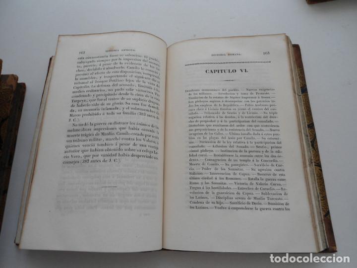 Libros antiguos: CURSO DE HISTORIA ANTIGUA - GUAY - Imp. BERGNES y Cia. - 1832 - 5 VOLUMENES - OBRA COMPLETA - RARA - Foto 15 - 82513736