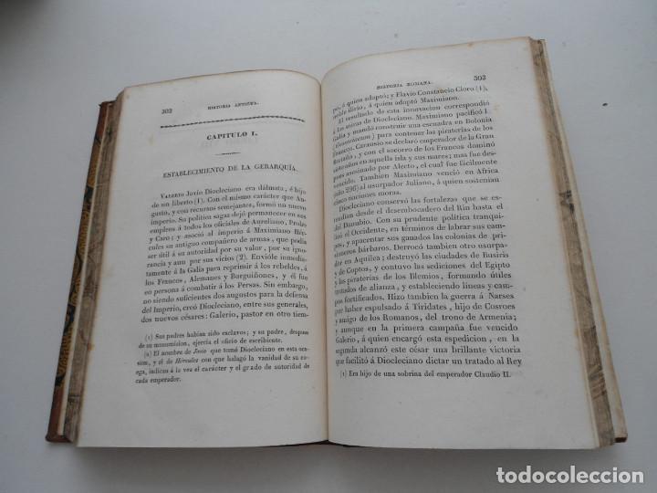 Libros antiguos: CURSO DE HISTORIA ANTIGUA - GUAY - Imp. BERGNES y Cia. - 1832 - 5 VOLUMENES - OBRA COMPLETA - RARA - Foto 17 - 82513736
