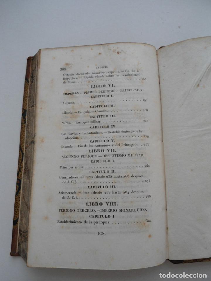 Libros antiguos: CURSO DE HISTORIA ANTIGUA - GUAY - Imp. BERGNES y Cia. - 1832 - 5 VOLUMENES - OBRA COMPLETA - RARA - Foto 19 - 82513736