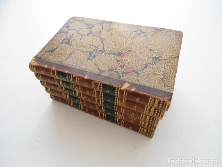 Libros antiguos: CURSO DE HISTORIA ANTIGUA - GUAY - Imp. BERGNES y Cia. - 1832 - 5 VOLUMENES - OBRA COMPLETA - RARA - Foto 22 - 82513736