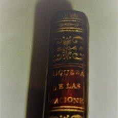 Libros antiguos: COMPENDIO RIQUEZA DE LAS NACIONES, POR MARQUÉS DE CONDORCET. TRADUCIDO D. CARLOS MARTINEZ IRUJO 1792. Lote 82932960