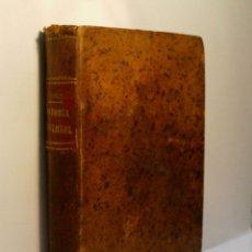 Libros antiguos: ELEMENTOS DE HISTORIA UNIVERSAL. FORNÉS Y BON ANTONIO. 1871. Lote 83348884