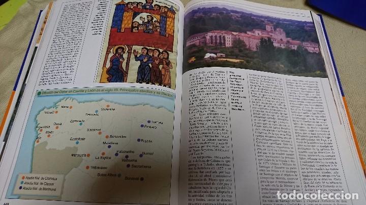 Libros antiguos: CASTILLA Y LEÓN EN EL MUNDO - LA HISTORIA DE CASTILLA Y LEÓN - TOMÓ I Y II - Foto 5 - 83566176