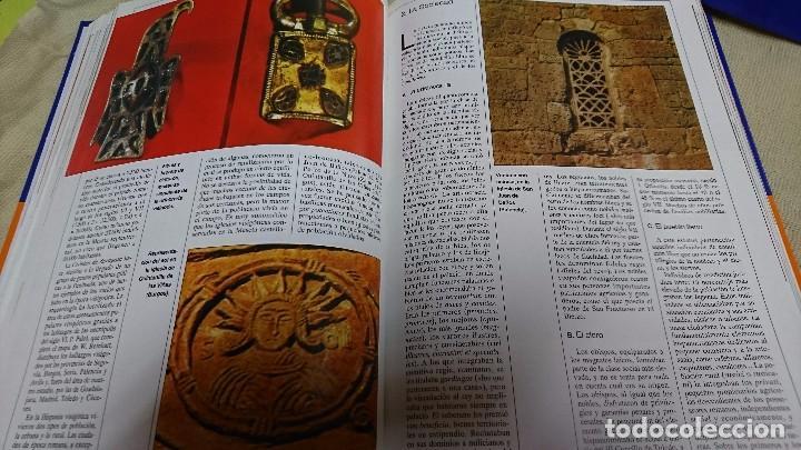Libros antiguos: CASTILLA Y LEÓN EN EL MUNDO - LA HISTORIA DE CASTILLA Y LEÓN - TOMÓ I Y II - Foto 6 - 83566176