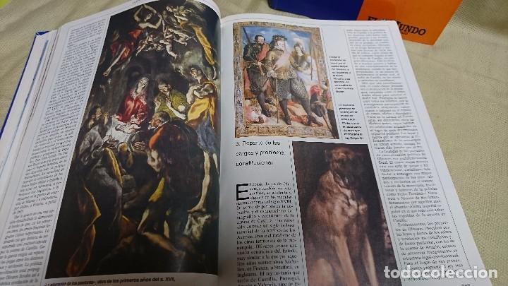 Libros antiguos: CASTILLA Y LEÓN EN EL MUNDO - LA HISTORIA DE CASTILLA Y LEÓN - TOMÓ I Y II - Foto 7 - 83566176