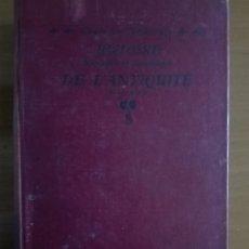 Libros antiguos: CH. SEIGNOBOS. Lote 85592903