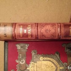 Libros antiguos: HISTORIA GENERAL DE ESPAÑA- POR D. MODESTO LA FUENTE. Lote 85618288
