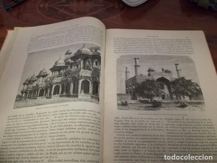 Libros antiguos: Libro la civilización de los árabes por Gustavo le Bon ilustrada con preciosos grabados año 1886 - Foto 2 - 86351780