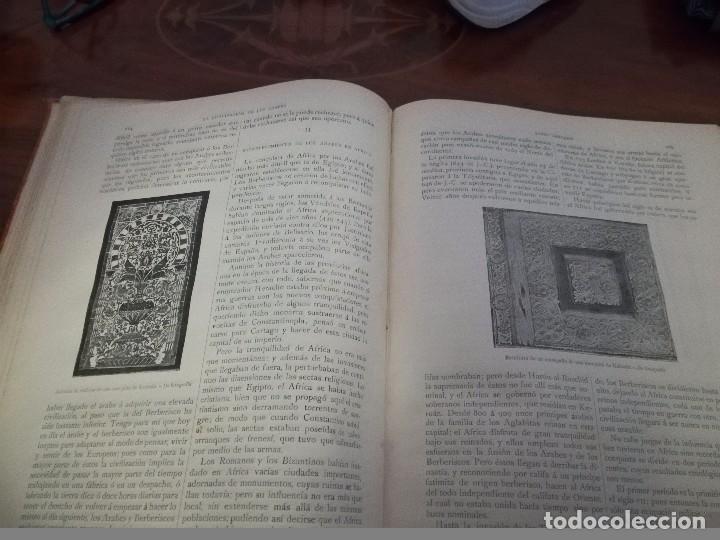 Libros antiguos: Libro la civilización de los árabes por Gustavo le Bon ilustrada con preciosos grabados año 1886 - Foto 12 - 86351780