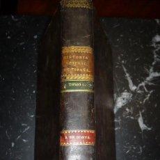 Libros antiguos: HISTORIA GENERAL DE ESPAÑA PADRE MARIANA Y EDUARDO.CHAO 1848 MADRID TOMO I. Lote 86587776
