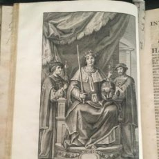 Libros antiguos: CRÓNICA MEMORIAS PARA LA VIDA DEL SANTO REY FERNANDO III MADRID 1800 IBARRA LIBRO ANTIGUO HISTORIA. Lote 87591256