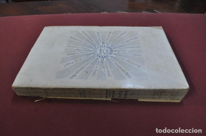 Libros antiguos: 3 tomos la revolucion francesa , historia de los girondinos años 30 , ejemplares intonsos - AHG - Foto 5 - 88604164