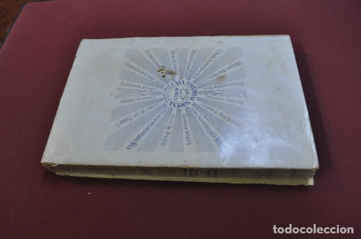 Libros antiguos: 3 tomos la revolucion francesa , historia de los girondinos años 30 , ejemplares intonsos - AHG - Foto 8 - 88604164