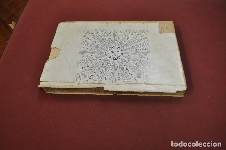 Libros antiguos: 3 tomos la revolucion francesa , historia de los girondinos años 30 , ejemplares intonsos - AHG - Foto 11 - 88604164