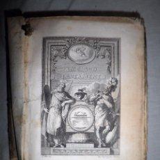 Libros antiguos: LA BIBLIA EN ESPAÑOL - IBARRA AÑO 1807 - SCIO - GRABADOS.. Lote 88877612