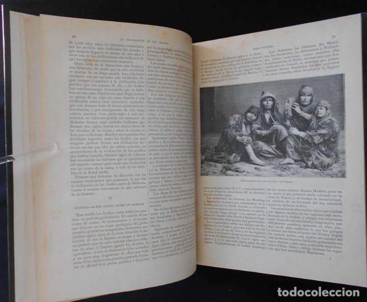Libros antiguos: PCBROS - LA CIVILIZACIÓN DE LOS ÁRABES - GUSTAVO LE BON - ED. MONTANER Y SIMÓN EDITORES - 1886 - Foto 7 - 88886160