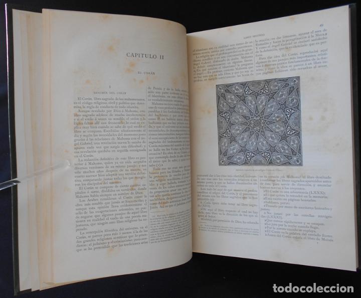 Libros antiguos: PCBROS - LA CIVILIZACIÓN DE LOS ÁRABES - GUSTAVO LE BON - ED. MONTANER Y SIMÓN EDITORES - 1886 - Foto 8 - 88886160