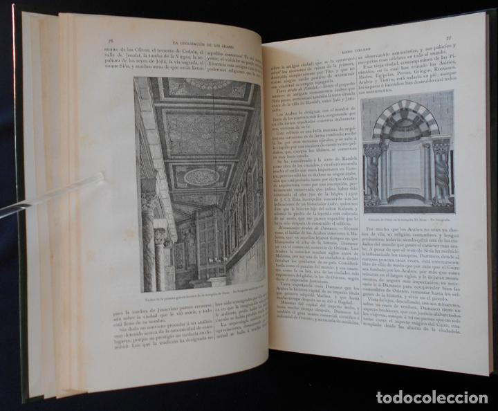 Libros antiguos: PCBROS - LA CIVILIZACIÓN DE LOS ÁRABES - GUSTAVO LE BON - ED. MONTANER Y SIMÓN EDITORES - 1886 - Foto 10 - 88886160