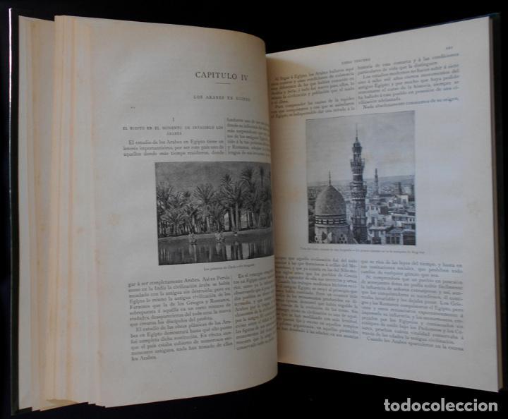 Libros antiguos: PCBROS - LA CIVILIZACIÓN DE LOS ÁRABES - GUSTAVO LE BON - ED. MONTANER Y SIMÓN EDITORES - 1886 - Foto 12 - 88886160