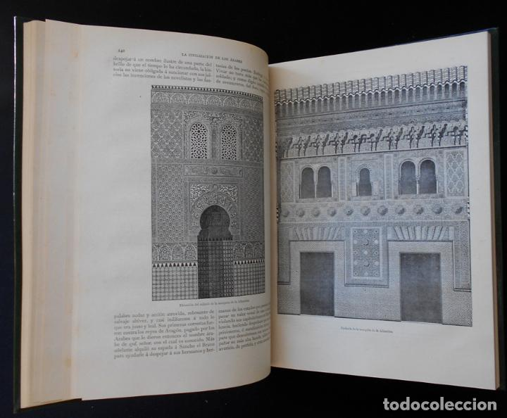 Libros antiguos: PCBROS - LA CIVILIZACIÓN DE LOS ÁRABES - GUSTAVO LE BON - ED. MONTANER Y SIMÓN EDITORES - 1886 - Foto 14 - 88886160
