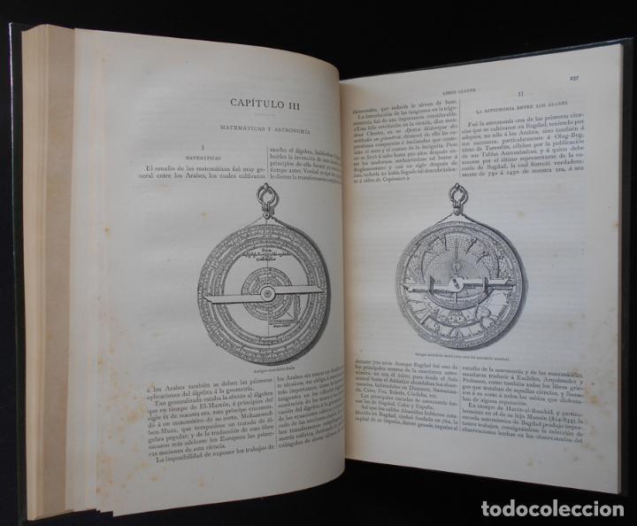 Libros antiguos: PCBROS - LA CIVILIZACIÓN DE LOS ÁRABES - GUSTAVO LE BON - ED. MONTANER Y SIMÓN EDITORES - 1886 - Foto 18 - 88886160