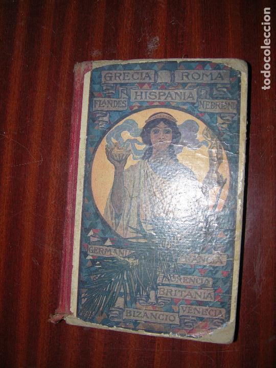 (F.1) LIBRO PÚBLICADO EN EL AÑO 1921 CON ESCRITURA DE SU PUÑO Y LETRA (Libros antiguos (hasta 1936), raros y curiosos - Historia Antigua)