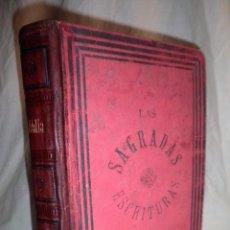 Libros antiguos: LA BIBLIA·CASIODORO DE REYNA - AÑO 1882 - GEORGE LAWRENCE.. Lote 89395100