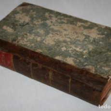 Libros antiguos: NARRATIONES SELECTAE E TITO LIVIO AD USUM SCHOLARUM, AÑO 1807, LIBRO ANTIGUO. Lote 89486940