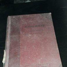 Libros antiguos: HISTORIA UNIVERSAL POR CESAR CANTU 1904. Lote 90152492
