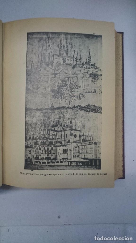 Libros antiguos: Compendio histórico de Segovia (1929-1930) (Tres partes en un volumen) - Foto 6 - 90534500