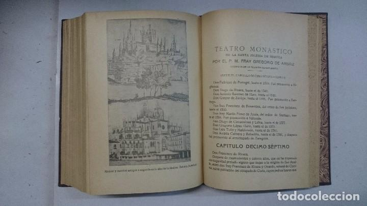 Libros antiguos: Compendio histórico de Segovia (1929-1930) (Tres partes en un volumen) - Foto 11 - 90534500