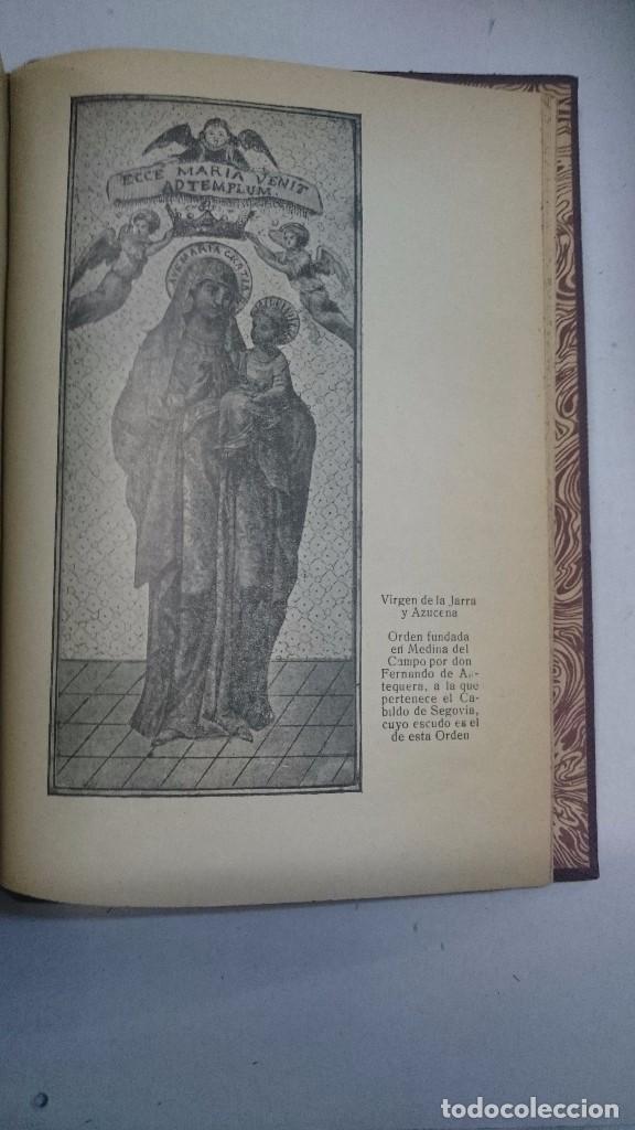 Libros antiguos: Compendio histórico de Segovia (1929-1930) (Tres partes en un volumen) - Foto 12 - 90534500