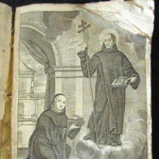 Libros antiguos: AÑO 1759. GRANADA. DESEMPEÑO EL MAS HONROSO DE LA OBLIGACION MAS FINA, Y RELACIÓN HISTÓRICO.... Lote 90969525