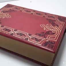 Libros antiguos: SOLENES FIESTAS, QUE CELEBRÓ VALENCIA, A LA INMACULADA CONCEPCIÓN DE LA VIRGEN MARIA.(FACSIMIL). Lote 94065710