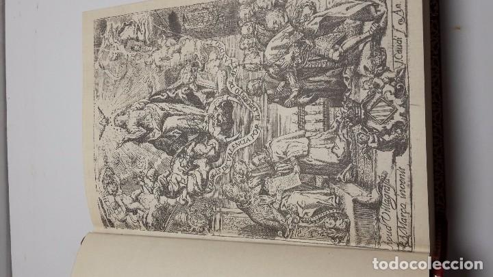 Libros antiguos: SOLENES FIESTAS, QUE CELEBRÓ VALENCIA, A LA INMACULADA CONCEPCIÓN DE LA VIRGEN MARIA.(facsimil) - Foto 5 - 94065710