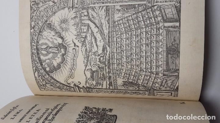 Libros antiguos: SOLENES FIESTAS, QUE CELEBRÓ VALENCIA, A LA INMACULADA CONCEPCIÓN DE LA VIRGEN MARIA.(facsimil) - Foto 10 - 94065710