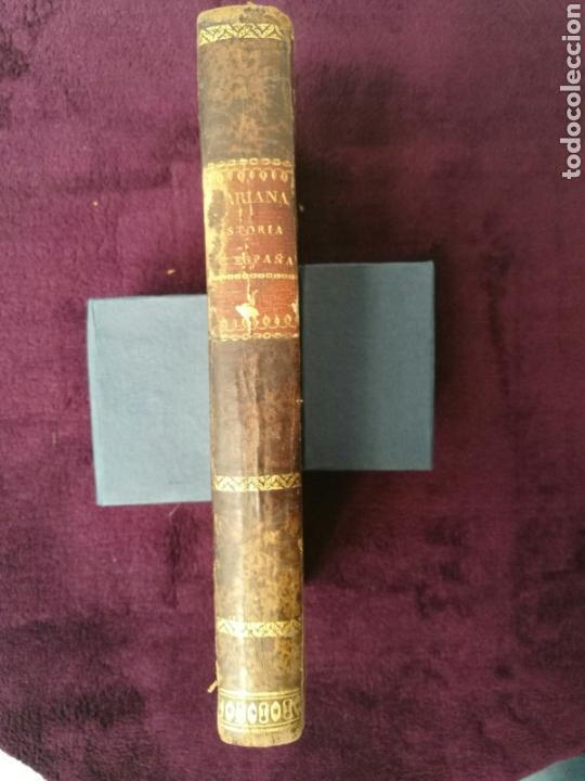 Libros antiguos: Historia España tomo I Juan de Mariana 1817 - Foto 3 - 94271764