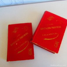 Libros antiguos: LIBRO PUEBLOS, DIPUTACION PROVINCIAL VALLADOLID. Lote 94410478