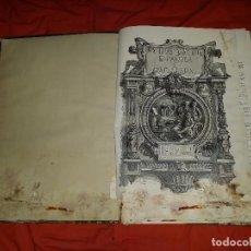 Libri antichi: LA ILUSTRACION AMERICANA Y ESPAÑOLA 1902 (PRIMER TOMO). Lote 94703475