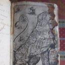 Libros antiguos: 1640-BELLO BELGICO.FAMILIA STRADA.GUERRA FLANDES.MAPA.12 GRABADOS CARLOS V,FELIPEII,FARNESIO,D.ALBA. Lote 95005827