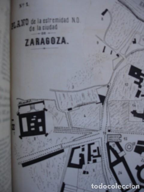 Libros antiguos: MEMORIA HISTORICA Y DESCRIPTIVA DEL SANTUARIO DEL PORTILLO EN ZARAGOZA .FUENTES Y PONTE.LERIDA 1881 - Foto 2 - 95047331