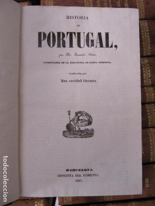 Libros antiguos: ESPECTACULAR LOTE 31 TOMOS PANORAMA UNIVERSAL 1838 - 1845 IMPOSIBLE ENCONTRAR OTRO IGUAL - Foto 5 - 95222503