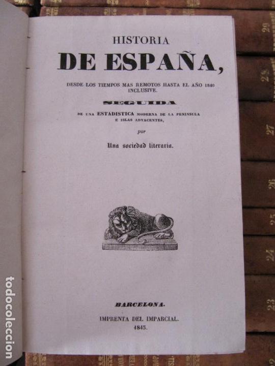Libros antiguos: ESPECTACULAR LOTE 31 TOMOS PANORAMA UNIVERSAL 1838 - 1845 IMPOSIBLE ENCONTRAR OTRO IGUAL - Foto 7 - 95222503