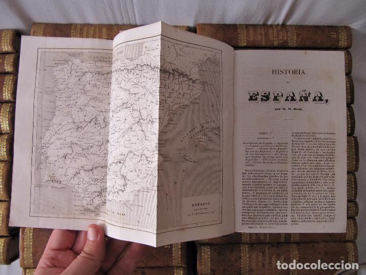 Libros antiguos: ESPECTACULAR LOTE 31 TOMOS PANORAMA UNIVERSAL 1838 - 1845 IMPOSIBLE ENCONTRAR OTRO IGUAL - Foto 8 - 95222503