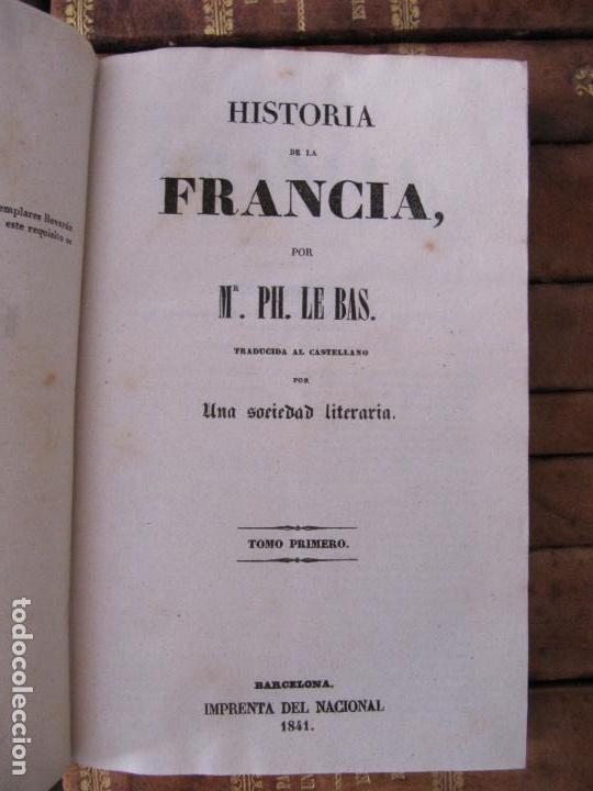 Libros antiguos: ESPECTACULAR LOTE 31 TOMOS PANORAMA UNIVERSAL 1838 - 1845 IMPOSIBLE ENCONTRAR OTRO IGUAL - Foto 10 - 95222503
